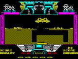 Mach 3 ZX Spectrum You need to go really low to get under the gates.... or you can wimp out