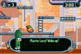 VeggieTales: LarryBoy and the Bad Apple Game Boy Advance I don't want to comment on this guy ...