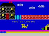 Don't Buy This ZX Spectrum Fido 1 : In fact it has two load screens