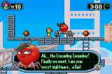 VeggieTales: LarryBoy and the Bad Apple Game Boy Advance The Bad apple is not too fond of LarryBoy.