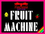 Don't Buy This ZX Spectrum Fruit Machine : A nice splash screen with the Firebird logo