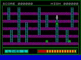 Buriabeast ZX Spectrum They will follow you up ladders