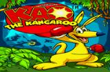 Kao the Kangaroo Game Boy Advance Title screen