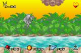 Kao the Kangaroo Game Boy Advance ...which is emphasised by the death animation.