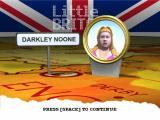 Little Britain: The Video Game Windows Loading screen for Darkley Noone.