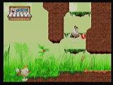 Un Juego de Huevos Zeebo In the third stage confi will travel through a forest. Reptile eggs will fight him.