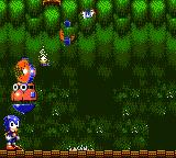 Sonic the Hedgehog: Triple Trouble Game Gear The third boss, a mechanic caterpillar