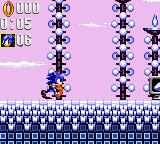 Sonic the Hedgehog: Triple Trouble Game Gear Level four