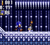 Sonic the Hedgehog: Triple Trouble Game Gear These penguins explode
