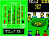 Monte Carlo Casino ZX Spectrum Here two bets have been placed