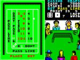Monte Carlo Casino ZX Spectrum The next roll and I've lost. That woman with the laser eyes is still there