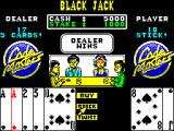 Monte Carlo Casino ZX Spectrum ... and the dealer goes on to win
