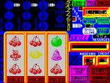Fruit Machine Simulator ZX Spectrum I've stopped on the 'Skill Climb'