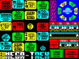 Fruit Machine Simulator 2 ZX Spectrum The MEGA-TREK feature has been activated. The game flashes the lights at the bottom of the feature screen between the 20p and the 50p. The player must stop the lights to activate the lit feature