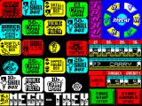Fruit Machine Simulator 2 ZX Spectrum To advance the player must stop the lights in the TURBO feature, top right, when a Y - yes light is lit