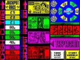 Fruit Machine Simulator 2 ZX Spectrum After a win the gamble feature is triggered