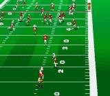 College Football USA 97 SNES Running with the ball