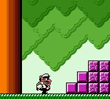 Wario Land 3 Game Boy Color Inside the woods