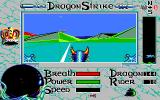 DragonStrike PC-98 Enemy dragon ahead!