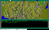 Champions of Krynn PC-98 Map of Krynn