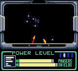 Star Trek: Generations - Beyond the Nexus Game Gear Firing phasers