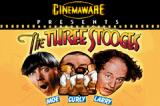 The Three Stooges Game Boy Advance Title screen