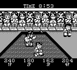 Downtown Nekketsu Kōshinkyoku: Soreyuke Daiundōkai Game Boy The race