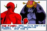 Justice League Heroes: The Flash Game Boy Advance Haven't so much about a boss since the goldfish in Earthworm Jim...