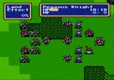 Shining Force Genesis In typical RPG style, the evil kingdom employs monsters