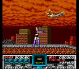 Mazinger Z SNES Senton bomb vs Rocket Punch