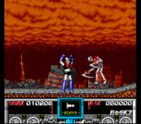 Mazinger Z SNES Mazinger defeats Garada with the power of BO (or with a fast moving Missile Punch).