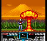 Mazinger Z SNES Well... I'm sure the forest will recover... in time.