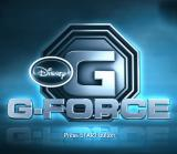 G-Force PlayStation 2 Title screen.