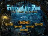 Echoes of the Past: The Castle of Shadows (Collector's Edition) Windows Main menu