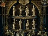 Echoes of the Past: The Castle of Shadows Windows Statuettes puzzle