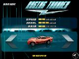 Raging Thunder Android Car selection