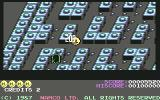 Pac-Mania Commodore 64 Just ate a ghost