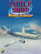 Little Shop: World Traveler J2ME Title screen