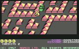 Pac-Mania Commodore 64 Jumping Ghosts