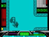 Street Hawk ZX Spectrum When you crash, or get shot, you take 'impact damage' and the game stops you moving while it displays a message telling you this....