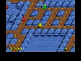 Pac-Mania Amiga Sandbox Land