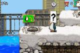 Madagascar: Operation Penguin Game Boy Advance All different levels and the tutorial are accessed from this area.