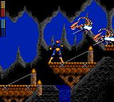 X-Men Game Gear Brood attacking