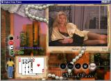 Digital Strip Poker featuring Neriah Davis Windows You are discarding 3 cards (Yellow robe round 1)