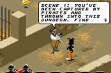 Animaniacs: Lights, Camera, Action! Game Boy Advance The director gives you your current objective in the level.