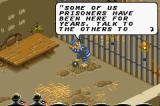 Animaniacs: Lights, Camera, Action! Game Boy Advance Talking to the prisoners will give us hints.