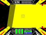 Starstrike II ZX Spectrum Well it hasn't shot at me so I'm going to try and dock