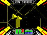 Starstrike II ZX Spectrum Missed! 