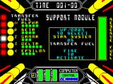 Starstrike II ZX Spectrum Replayed. This time going to Gamma