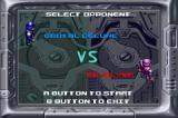 Speedball 2: Brutal Deluxe Game Boy Advance Selecting the opponent for a single match